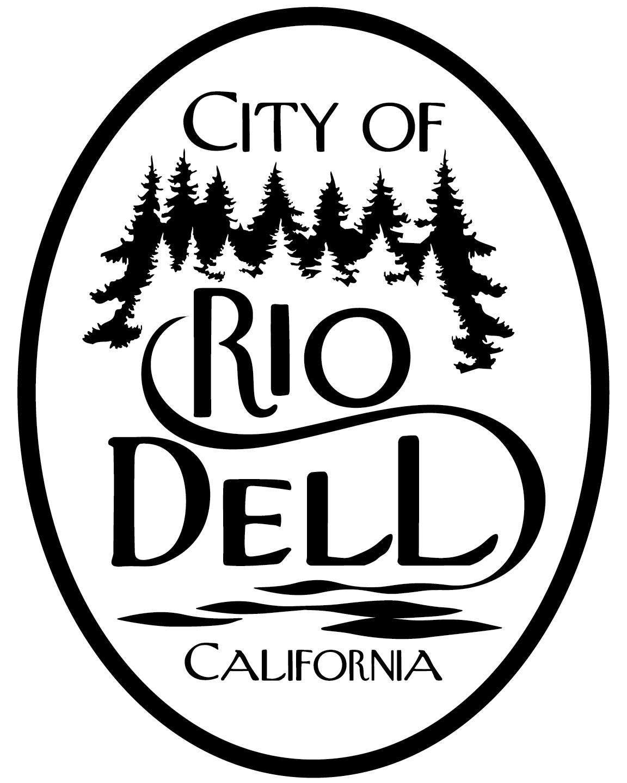 Rio Dell Oval Logo_White.png